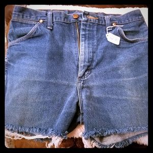 Cutoffs Jean shorts